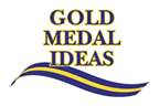 Gold Medal Ideas logo
